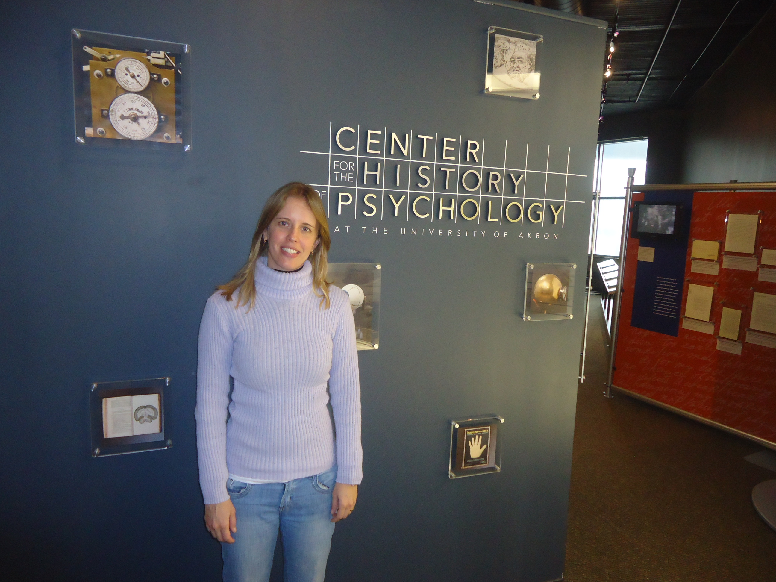 psychology and my place in history Learn to integrate your learning with your christian faith and discover relevant  concepts in the history and theory of psychology, the principles of cognition and.