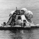 Apollo Command Capsule Flotation Bags