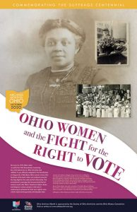 Ohio Archives Month Poster 2020